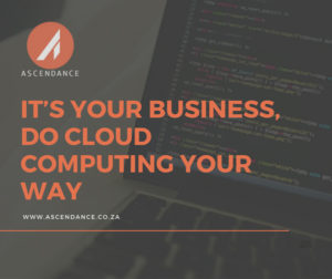 cloud computing south africa