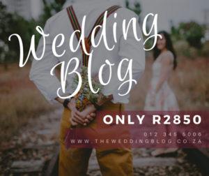 wedding blog special pretoria